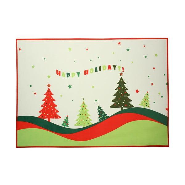 Vianočné prestieranie Christmas no. 9,  33x50 cm