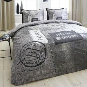 Obliečky Bedroom Taupe, 140x200 cm