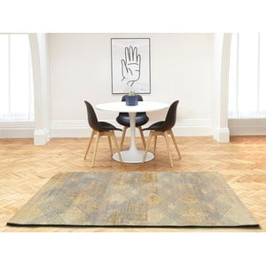 Sivý koberec Universal Nagoya, 140 × 200 cm