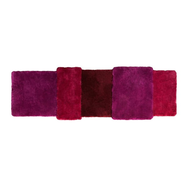 Ružový koberec EMKO Over Stripe
