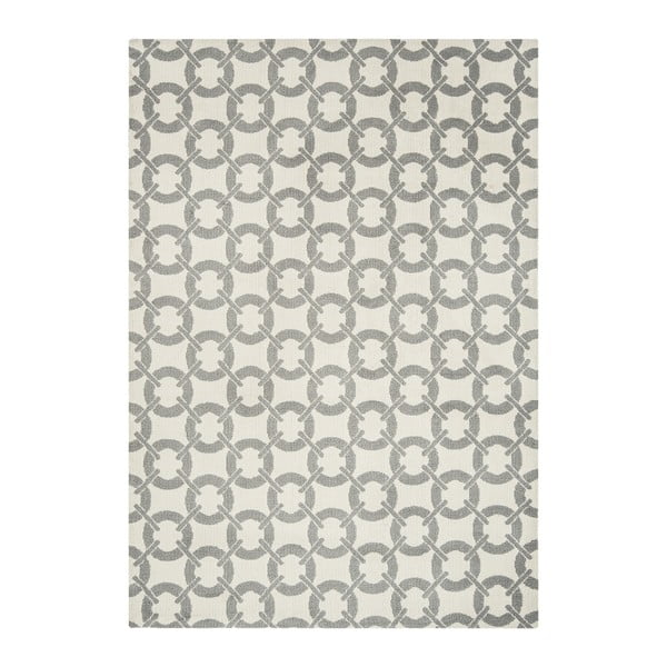 Koberec Asiatic Carpets Buckle Rug Ivory, 120x170 cm