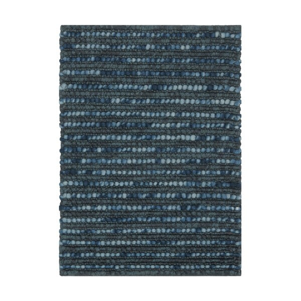 Koberec Mallawi 91x152 cm, modrý