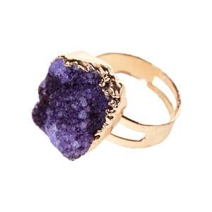 Dámsky prsteň v zlatej farbe NOMA Marriane