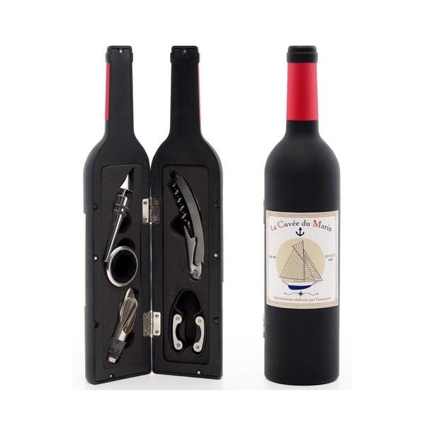 Vínna sada Artesania Esteban Ferrer Sommelier Bottle
