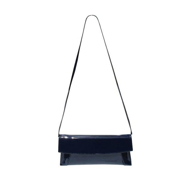 Kožená kabelka/listová kabelka Boscollo Navy 2262