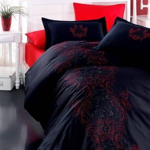 Obliečky s plachtou Cover, 200x220 cm, ružové