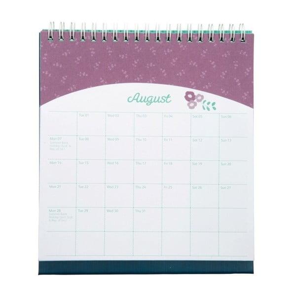 Stolový kalendár Busy B Hello 2017