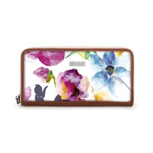Peňaženka Skpa-T White, 19x10 cm