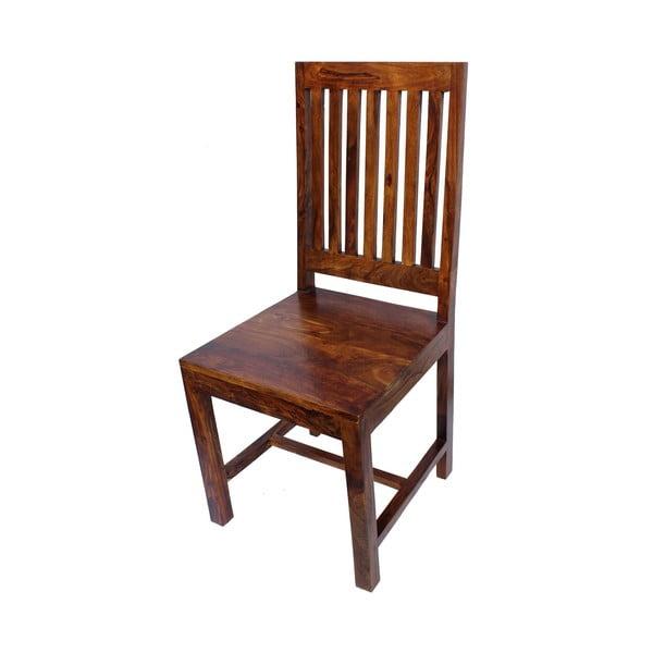 Stolička z palisandra Indigodecor Brown