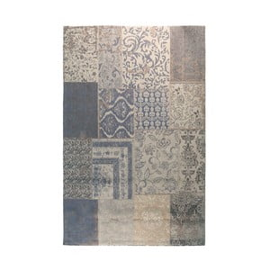 Sivo-modrý koberec La Forma Spiros, 160x230 cm