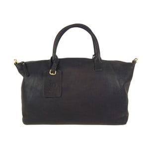 Kožená kabelka O My Bag Fly Violet Maxi Midnight Blue