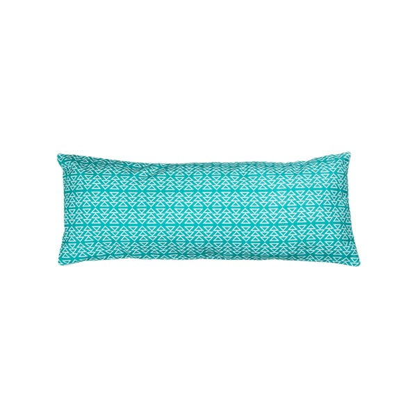 Vankúš Gie El 50x20 cm, žiarivo modrý