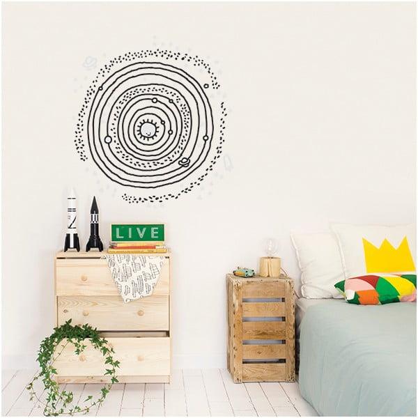 Dekoratívna samolepka na stenu Cosmos