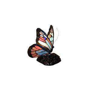 Lampa Glass Butterflies Patina