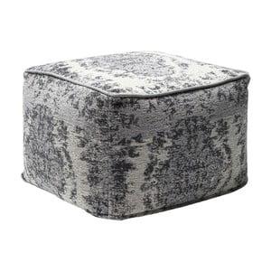 Sivý puf Kare Design Pop