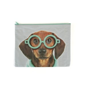 Vrecko Glasses Dog A4