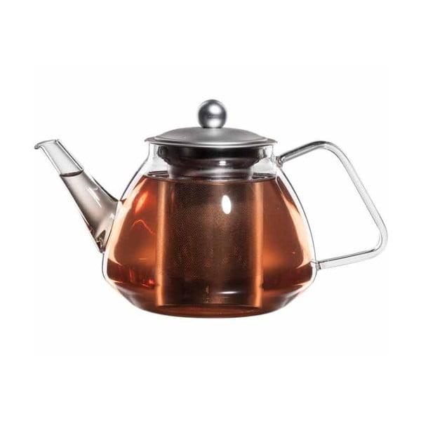 Sklenená kanvička na čaj so sitkom bloomix Kaptee