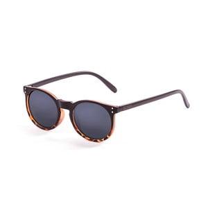 Slnečné okuliare s čierno-oranžovým rámom Ocean Sunglasses Lizard Banks