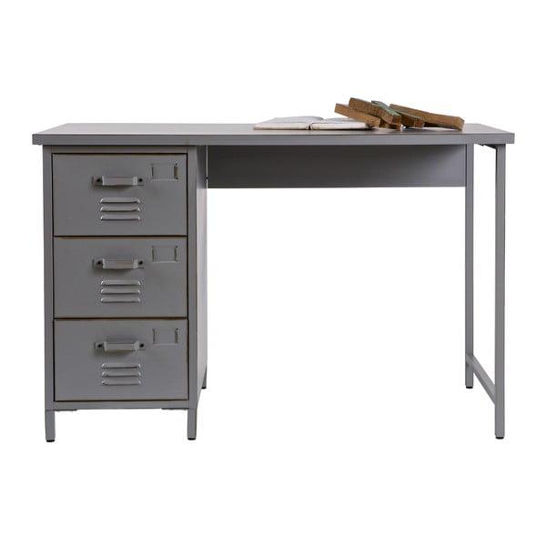 Pracovný stôl Max, sivý