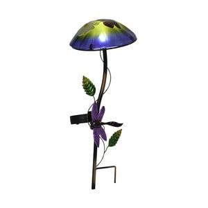 Zapichovacie solárne svetlo na záhradu Mushroom