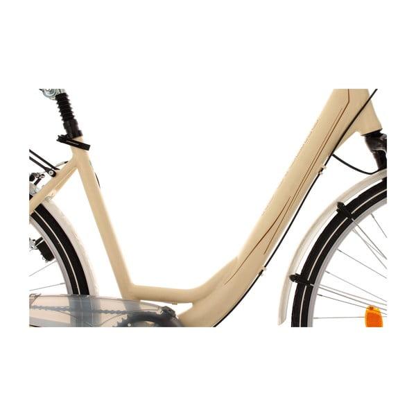 """Bicykel Paris Bike Beige, 28"""", výška rámu 49 cm"""