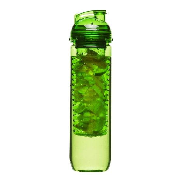 Fľaša Sagaform Fresh, zelená, 800 ml