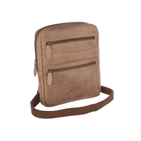 Kožená taška Bader Stone