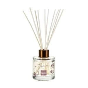 Aromatický difuzér s vôňou vanilky a levandule Copenhagen Candles Reed, 100 ml