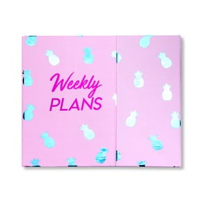 Týždenný organizér Tri-Coastal Weekly Plans