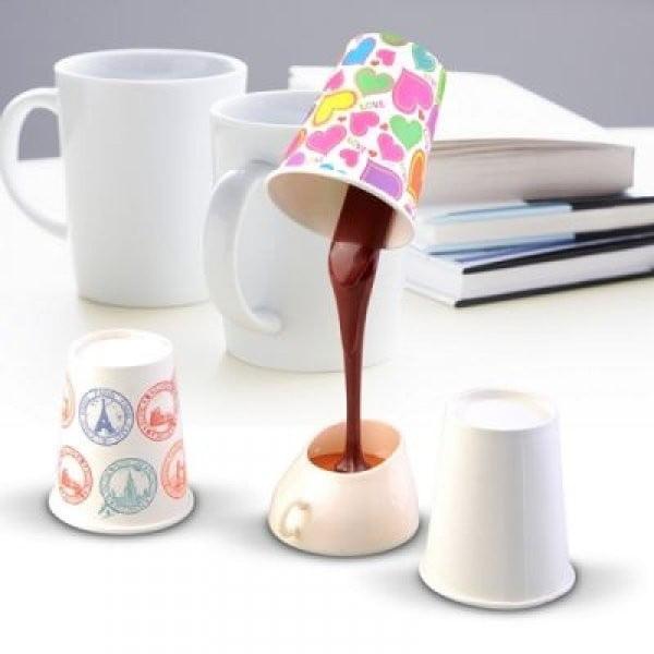 Kávová lampa Gift Republic