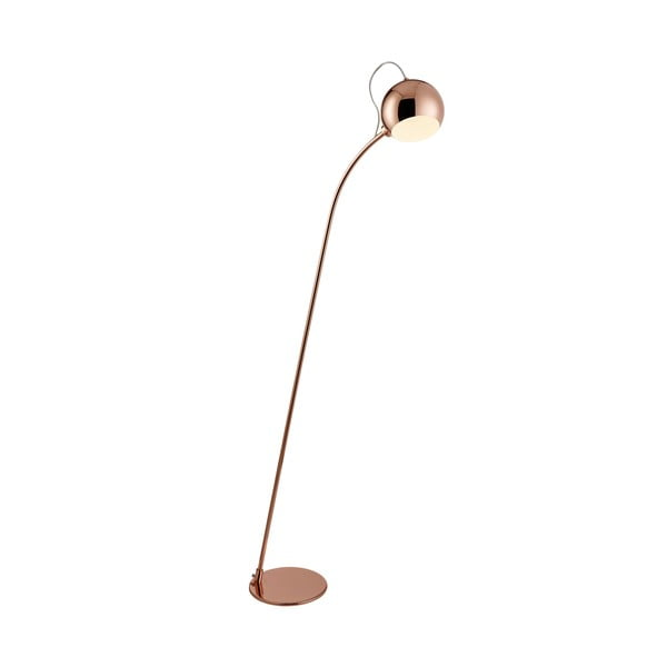 Stojacia lampa Magnetic Head, meď