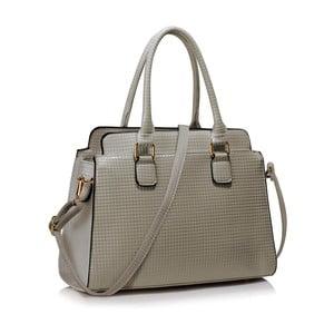 Sivá kabelka L & S Bags Hugo