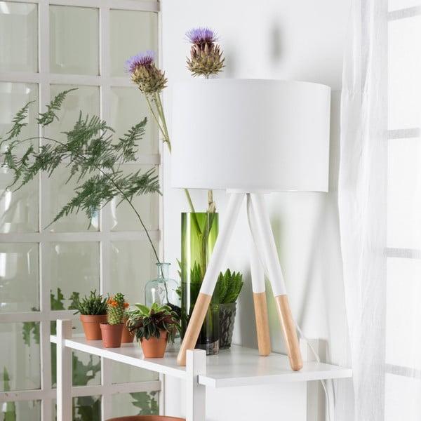 Stolná lampa Highland White