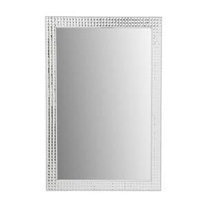 Nástenné zrkadlo Kare Design Crystals Deluxe, 120 x 80 cm