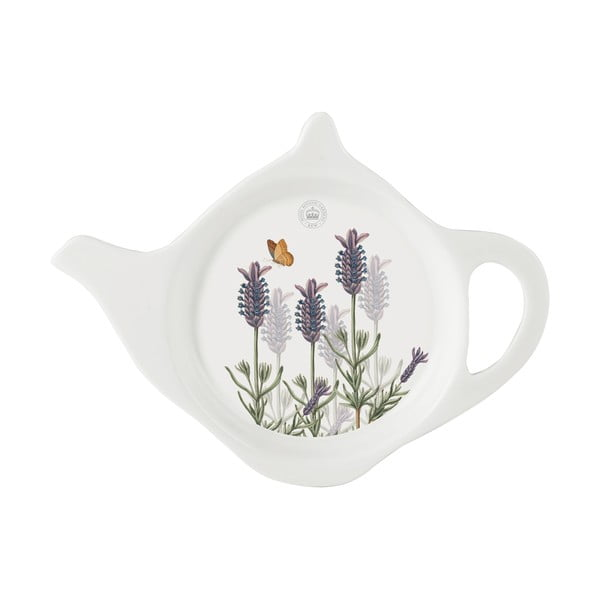 Sada hrnčeka, sitka a tácky na čaj Royal Botanic