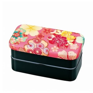 Desiatový box Sakura Red, 500 ml
