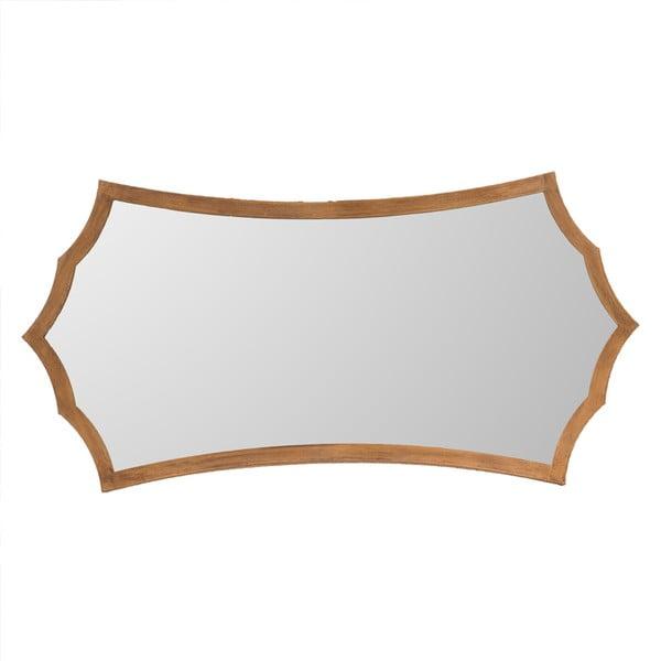 Zrkadlo Atypic Brass, 79x41 cm