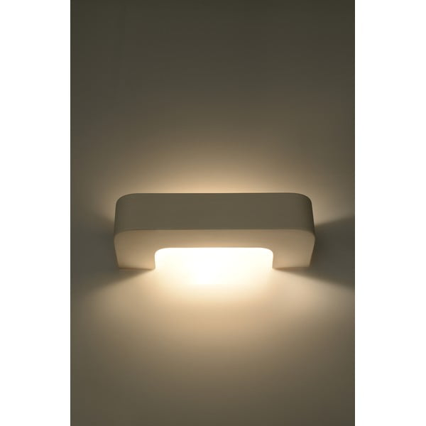 Nástenné keramické svetlo Nice Lamps Titus