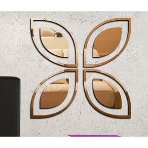 Dekoratívne zrkadlo Štvorlístok