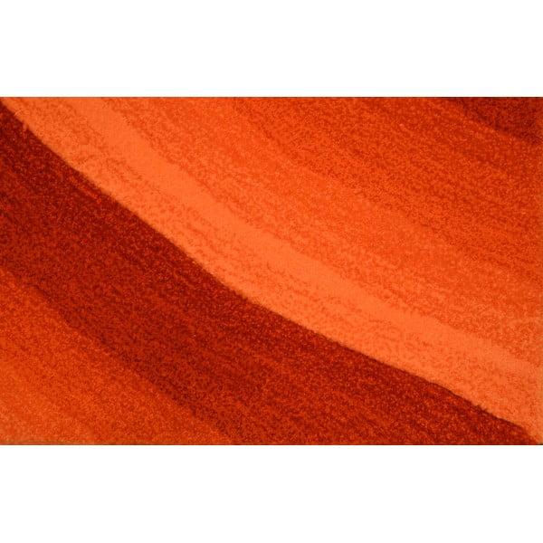 Koberec Casablanca 140x200 cm, oranžové odstíny