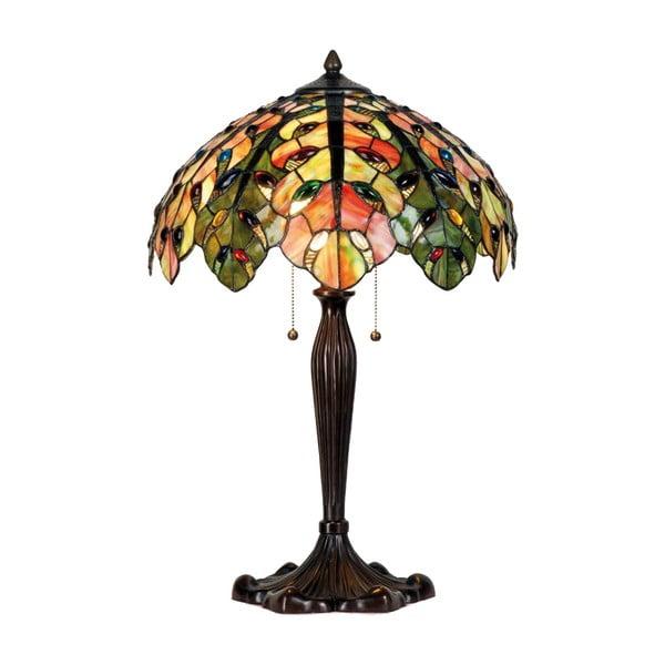 Tiffany stolná lampa Complete, 43 cm