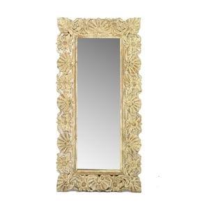 Zrkadlo Orient 60x120 cm, béžové