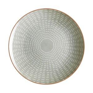 Sada 6 dezertných tanierov Culinary Delight Pattern, ⌀20,5 cm