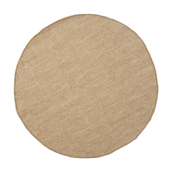 Vlnený koberec Asko Light Beige, 150 cm