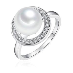 Perlový prsteň Pearls Of London Sea, veľ. 58