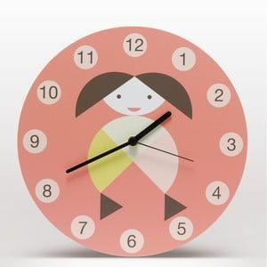 Lavmi nástenné hodiny Frida Rosa