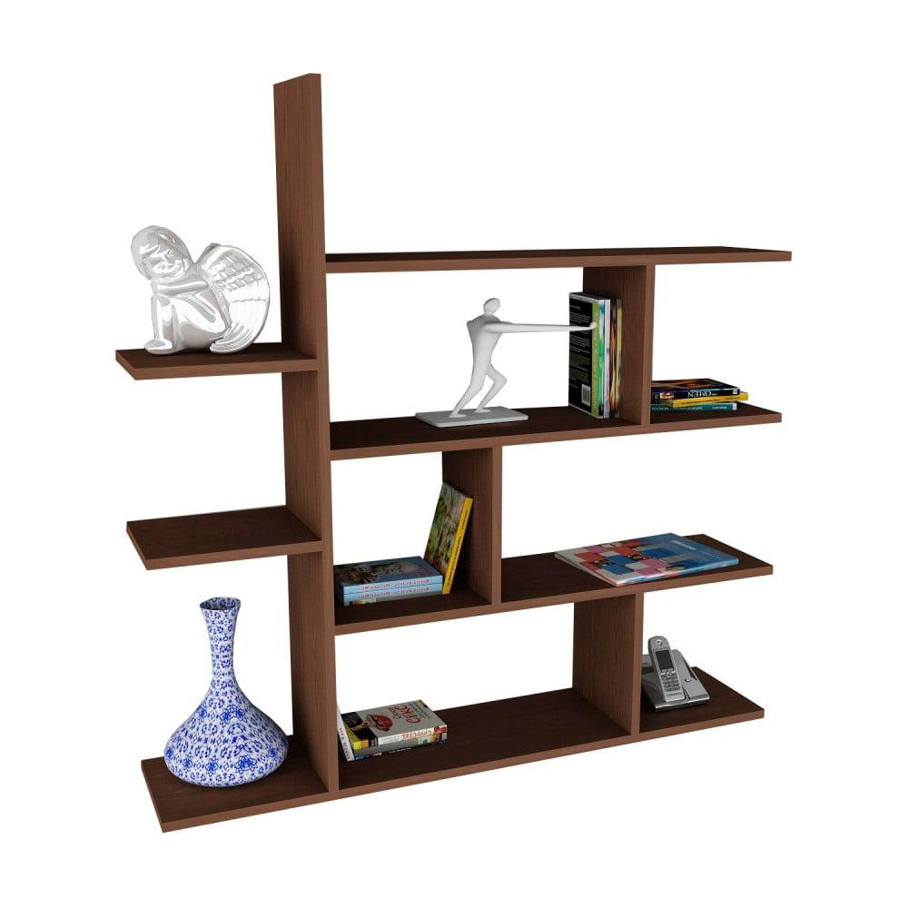 Hnedá knižnica Motif
