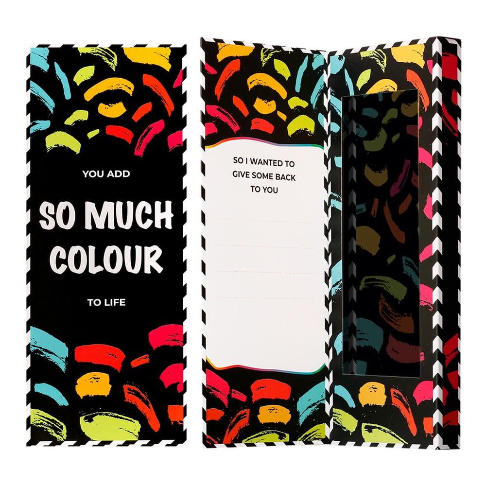 Darčeková krabička na ponožky Ballonet Socks Love You Socks Card