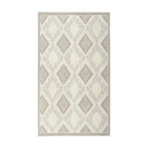 Krémový bavlnený koberec Floorist Chapeau, 120x180cm