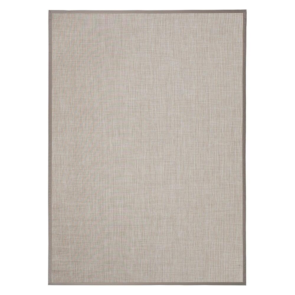 Béžový vonkajší koberec Universal Simply, 150 x 100 cm